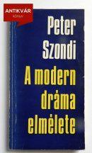 peter-szondi-modern-drama-elmelete