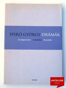 spiro-dramak-imposztor-csirkefej-kvartett